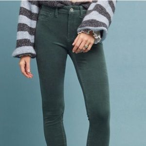 New Pilcro and the Letterpress fit pants size 27 P